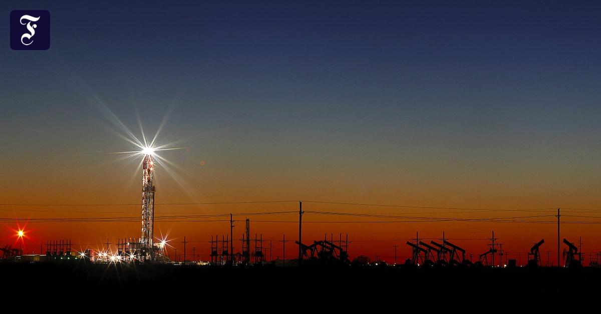 Die Opec treibt den Ölpreis noch weiter hoch - FAZ - Frankfurter Allgemeine Zeitung