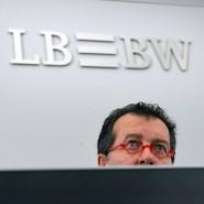 Angst vor der Finanzmarktblase:  LBBW-Chef Hans-Jörg Vetter