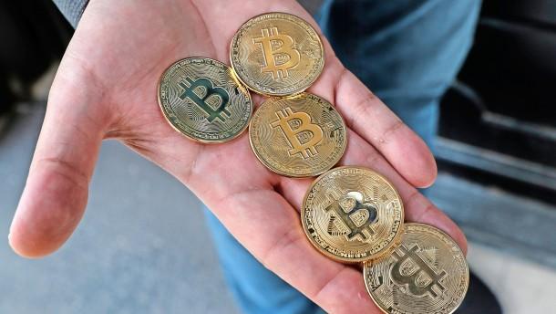 Angriff auf die Kryptowährungen