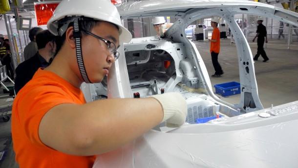 Chinas unbekannte Riesenunternehmen
