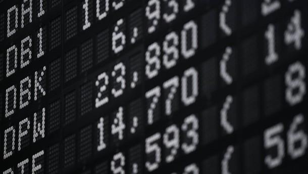 So werden Börsenverluste abgesetzt