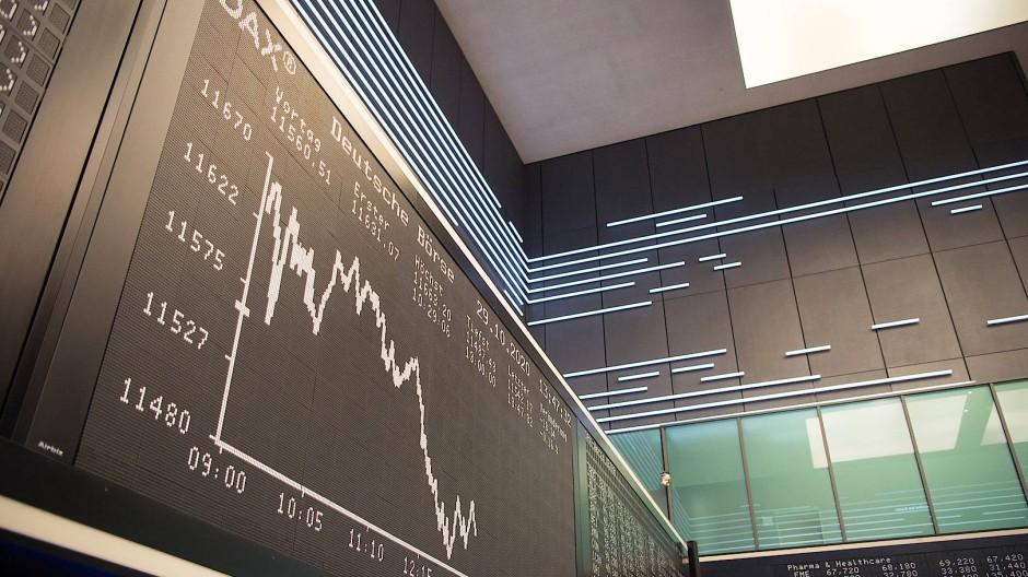 Sektorrotation an der Börse: Corona-Profiteure aus der Digitalbranche sind keine Selbstläufer mehr.