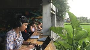 Bali wird zum Ziel digitaler Nomaden