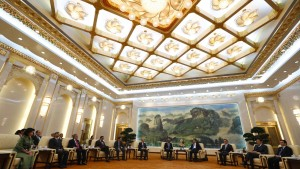 Amerika verliert Machtkampf mit China