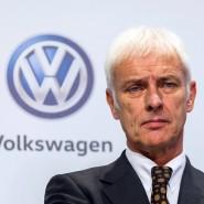 Stehen unter Druck: VW und dessen Chef Matthias Müller.