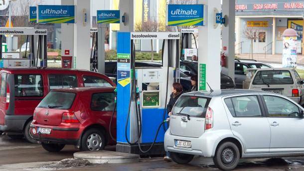 Tanktourismus nach Polen