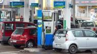 Aktuell hält sich der Tanktourismus nach Polen in Grenzen - auch wenn die Benzinpreise wieder gestiegen sind.