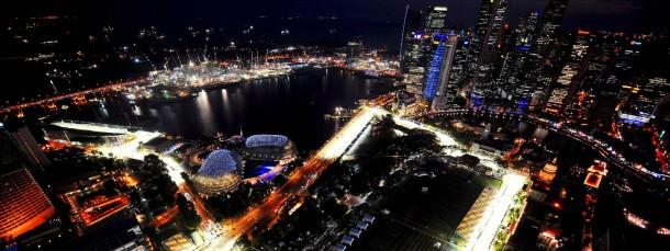Beim Nachtrennen von Singapur werden die Zuschauer kräftig zur Kasse gebeten.