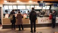 McDonald's ist die Nummer eins der Fastfood-Ketten in China und in Hongkong.