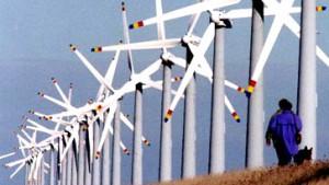 Auch Windräder wachsen nicht in den Himmel