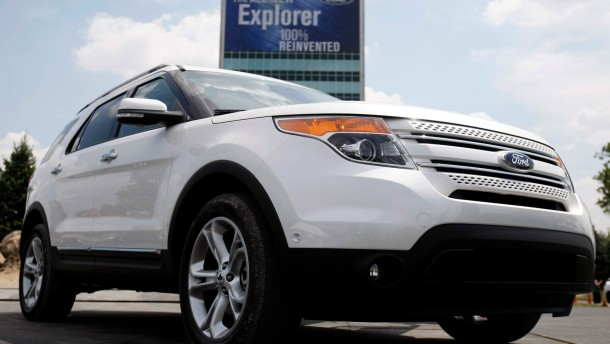 Ford lässt GM bei Millionen-Rückruf nicht alleine
