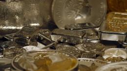 Silberpreis steigt auf höchsten Stand des Jahres