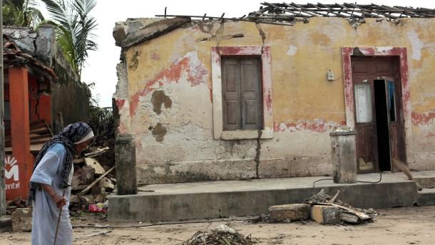 Naturkatastrophen verursachen weniger Schäden