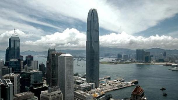 In der Weihnachtszeit findet Hongkong seinen Optimismus wieder