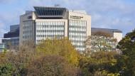 Zentrale der Raiffeisenbank International in Wien