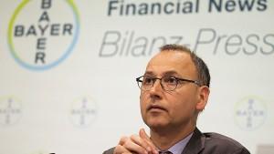 Bayer vor Aktionärstreffen im Verteidigungsmodus