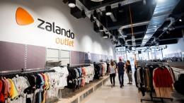 Zalando-Aktienkurs bricht um 17 Prozent ein