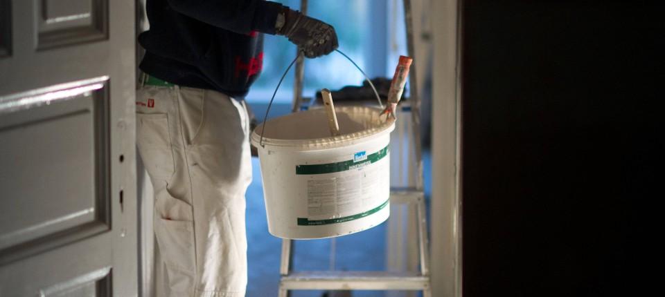 Darf Ein Mieter Zu Schönheitsreparaturen Verpflichtet Werden, Wenn Er In  Eine Nicht Renovierte Wohnung Einzieht