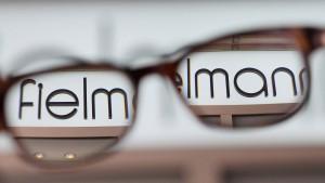 Wer krank ist, kauft keine Brille
