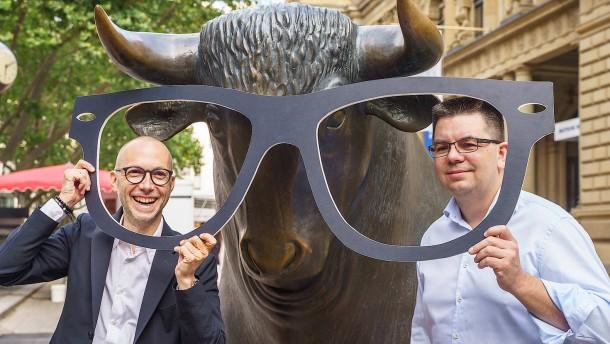 Online-Optiker startet an der Börse