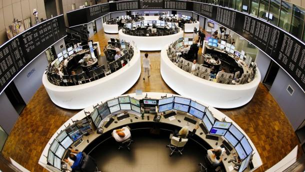 Konjunktursorgen drücken Dax unter 10.000 Punkte