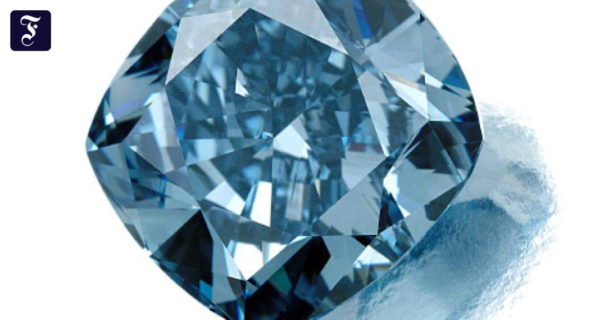 Vulkanismus: Diamanten rasen an die Erdoberfläche