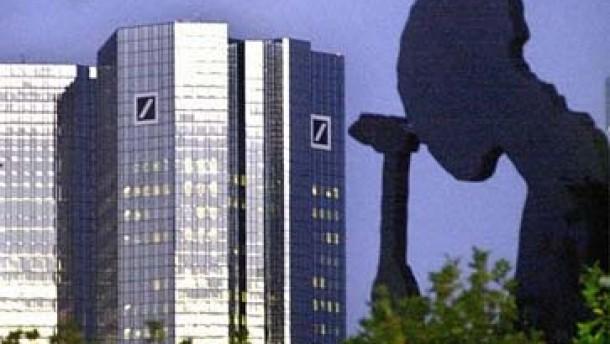 Aktie der Deutschen Bank alles andere als teuer