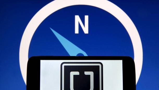 Bieter für Nokias Kartendienst bringen sich in Stellung