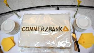 Abberufung von Commerzbank-Vorständen vor Scheitern