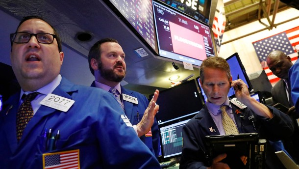 Diese Aktien profitieren nicht vom Börsenaufschwung