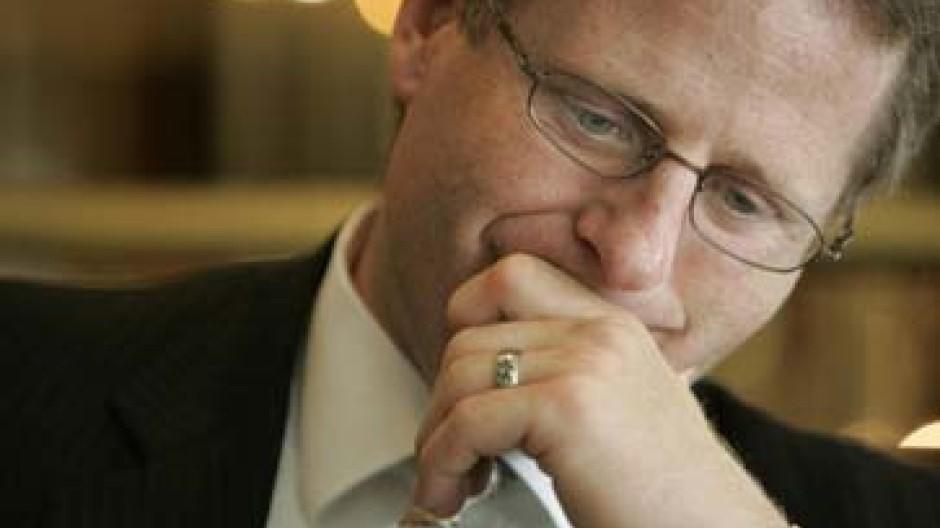 Schwört auf Finanzaktien: Fondsmanager Andrew A. Davis