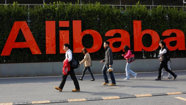 Online-Gigant Alibaba will an die NYSE