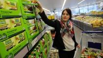 Auch Discounter verfügen immer mehr über ein reichhaltiges Angebot an Bio-Produkten.
