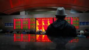Verwerfungen am chinesischen Geldmarkt
