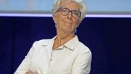 """""""Die Erholung ist atypisch"""": EZB-Präsidentin Christine Lagarde."""