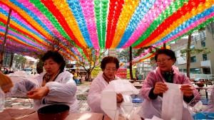 Südkoreaner verschulden sich zu stark