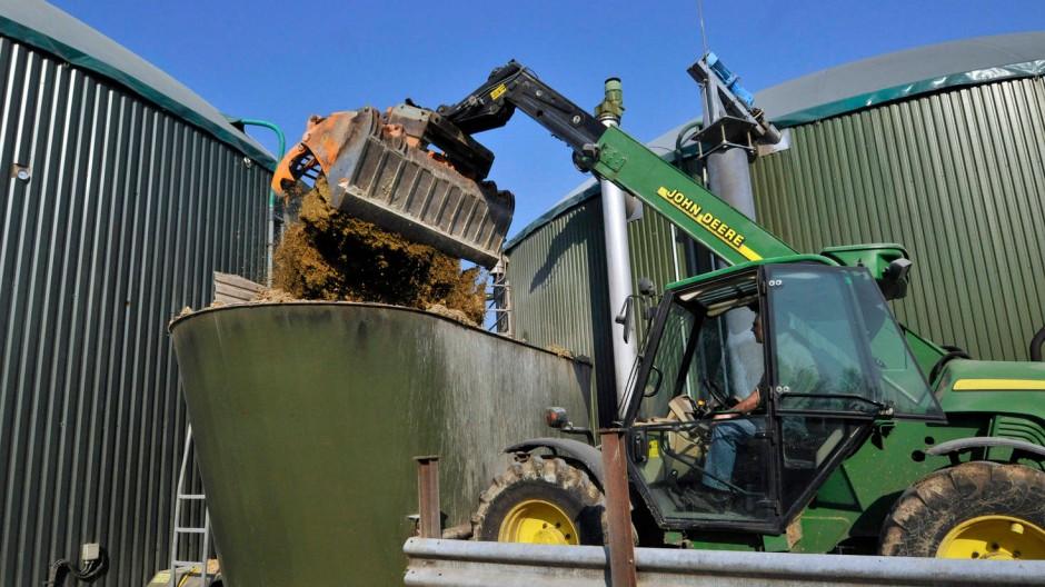 Biogasanlage: Wenig ertragbringend für BKN und seine Gläubiger