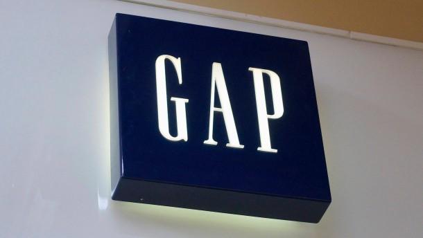 Bremsspuren bei Gap