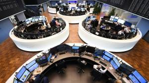 Dax folgt Erholung an der Wall Street