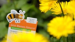 App zu bienenfreundlichen Pflanzen