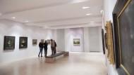 Viel Leere: Ein Problem zahlreicher Museen