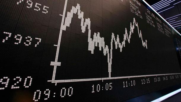 Der Dax - ein Quantensprung für die Börse