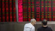 Moody's warnt vor einem Absturz der Aktienmärkte in China