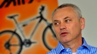 Unter Verdacht: Der ehemalige Mifa-Chef Peter Wicht