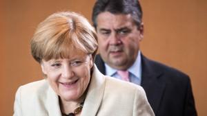 Nächstes Spitzentreffen im Kanzleramt zur Flüchtlingskrise