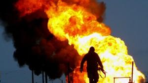 Der Ölpreis ist nach oben ausgebrochen