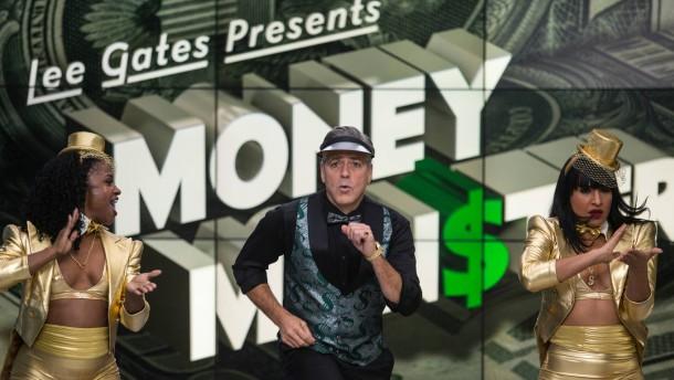 George Clooney und die Finanzmonster