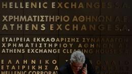 Immer noch Skepsis an der griechischen Börse