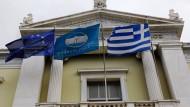 Tauziehen in der Griechenland-Krise
