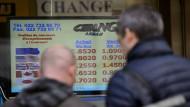 Nachbeben an der Schweizer Börse
